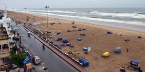 Monster storm 'Titli' lashes Andhra-Odisha coast – Way2Barak