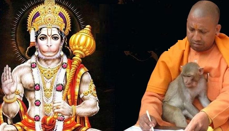 Lord Hanuman was a Dalit,' Adityanath gets legal notice for this