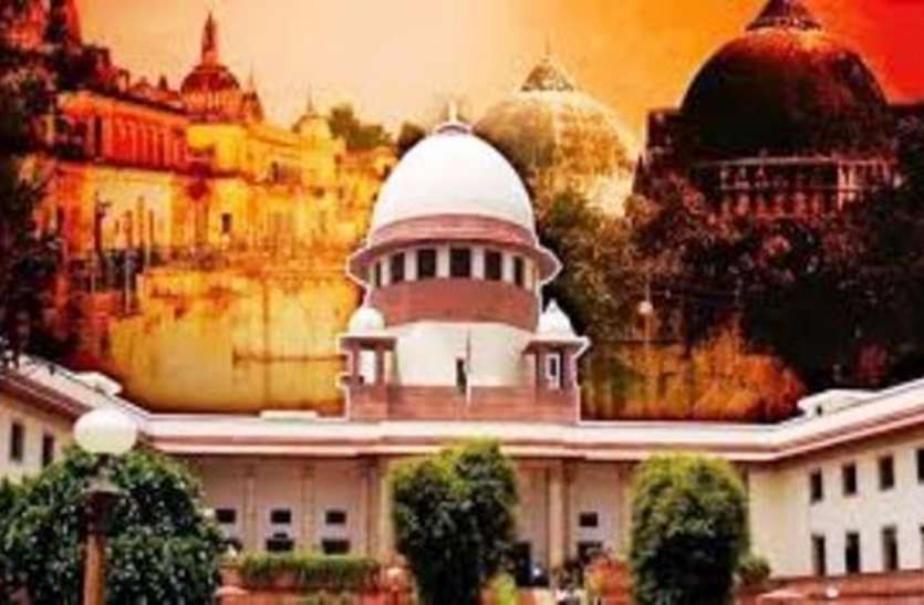 Image result for Five-judge Constitution bench to deliver verdict in the <a class='inner-topic-link' href='/search/topic?searchType=search&searchTerm=AYODHYA' target='_blank' title='ayodhya-Latest Updates, Photos, Videos are a click away, CLICK NOW'></div>ayodhya</a> dispute at 10.30 am on Saturday
