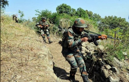 Around 8 Pak soldiers killed by Indian Army in retaliatory firing along LOC – Way2Barak